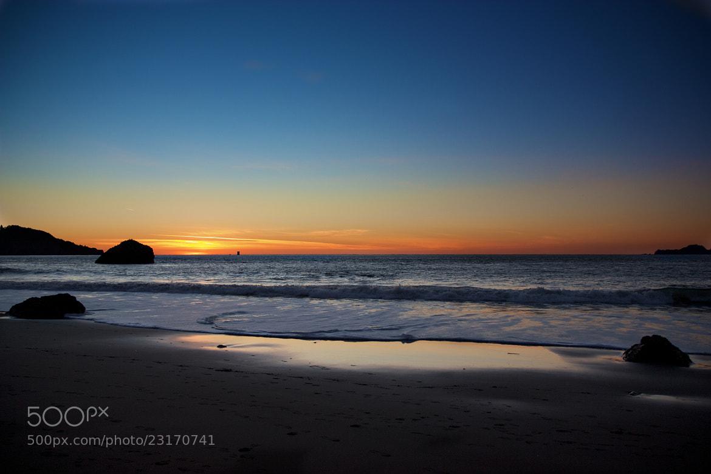 Photograph West Coast Sunset by Joe Sterne on 500px