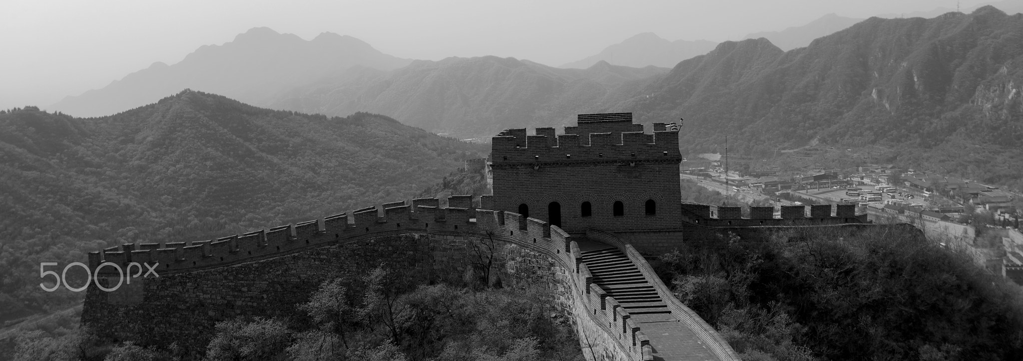 The Juyongguan pass section of the Great Wall of China, Changpin