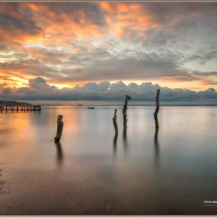 Woodside Beach Sunset