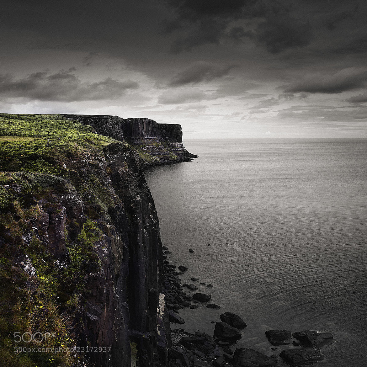 Photograph Kilt Rock, Isle of Skye, Scotland UK by Kim Sokola on 500px