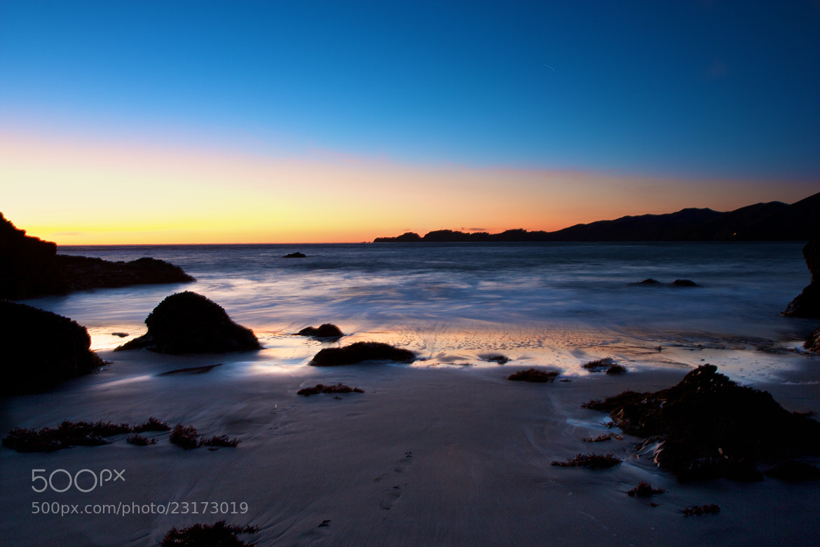 Photograph Tide at Sunset by Joe Sterne on 500px