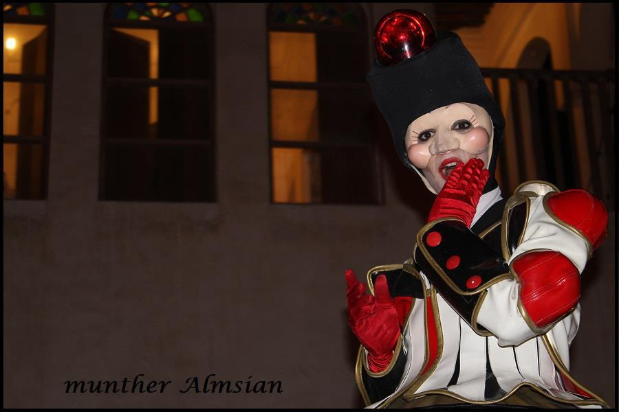 Photograph Clown by munther Almsian on 500px