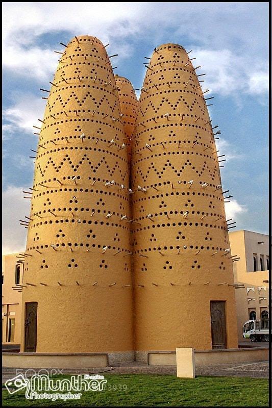 Photograph برج الحمام - كتارا - قطر by munther Almsian on 500px