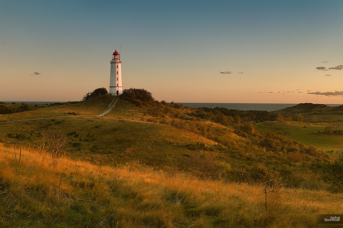Photograph lighted lighthouse by Justus Steinfeldt  |  www.justussteinfeldt-photography.de on 500px
