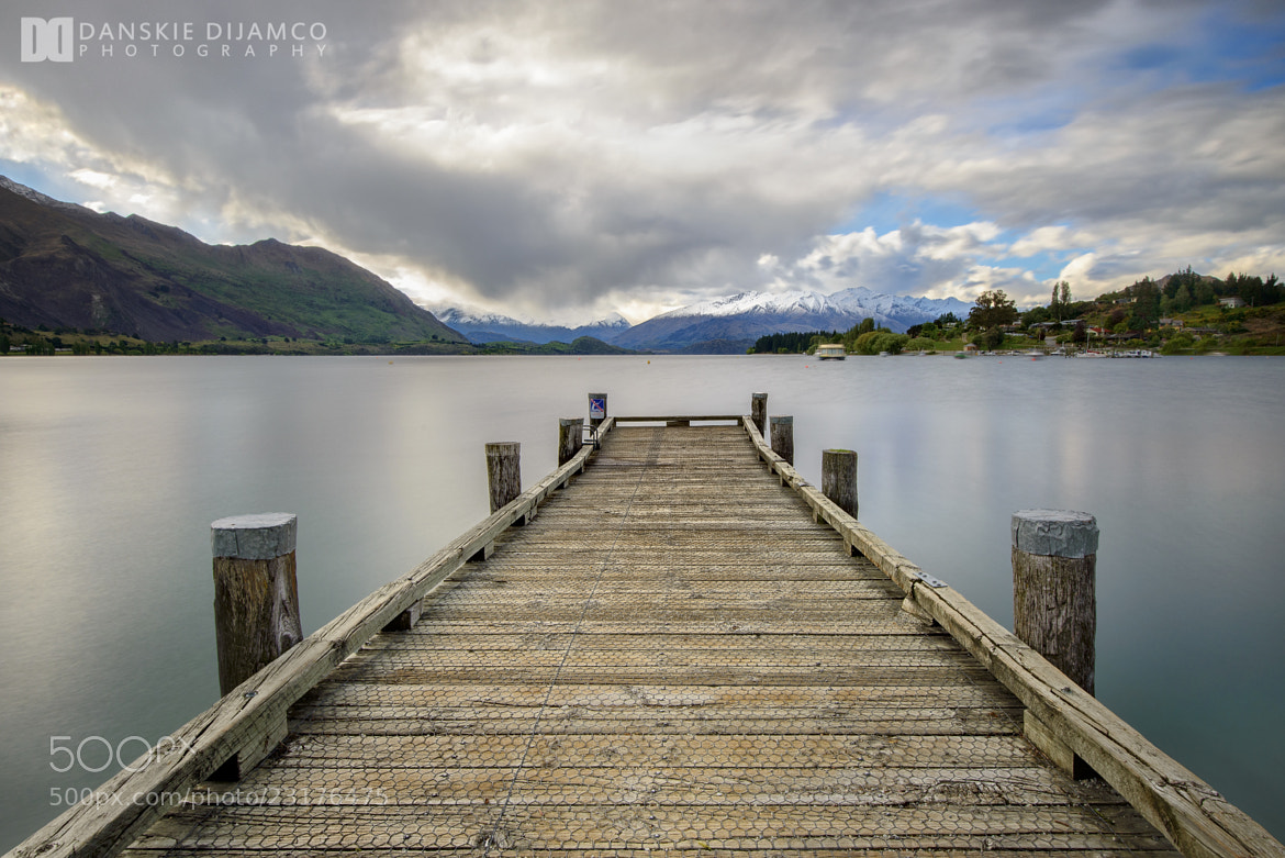 Photograph Lake Wanaka by Danskie Dijamco on 500px