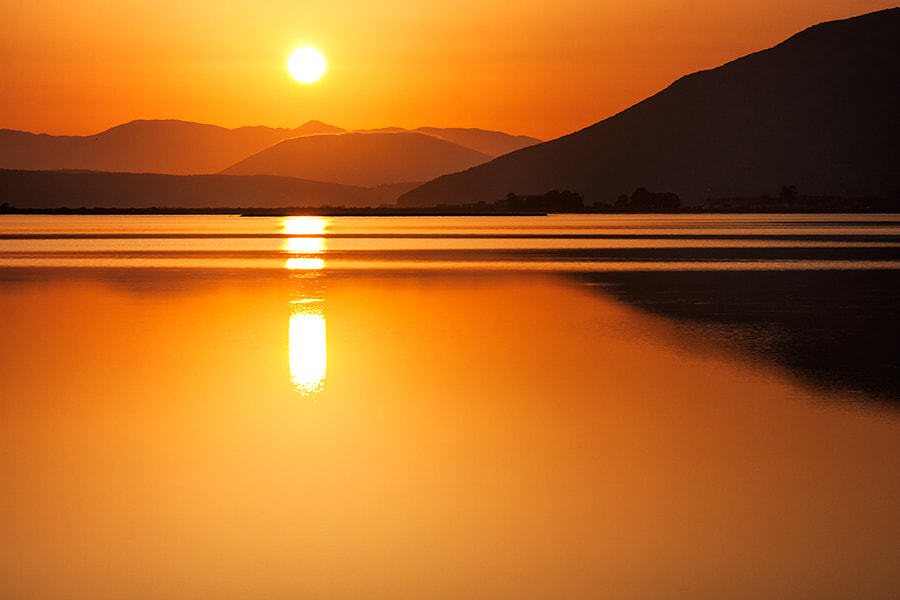 Photograph Hot Sunrise by Piero Imperiale on 500px