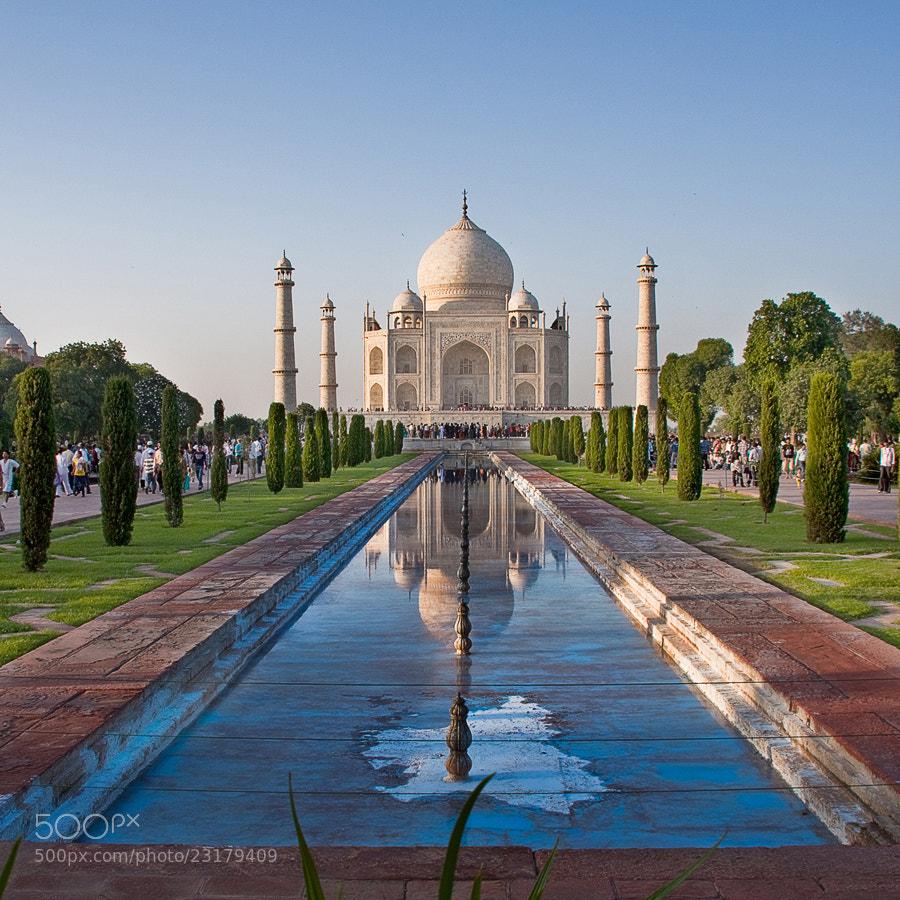 Photograph Taj Mahal by Richard Krchnak on 500px