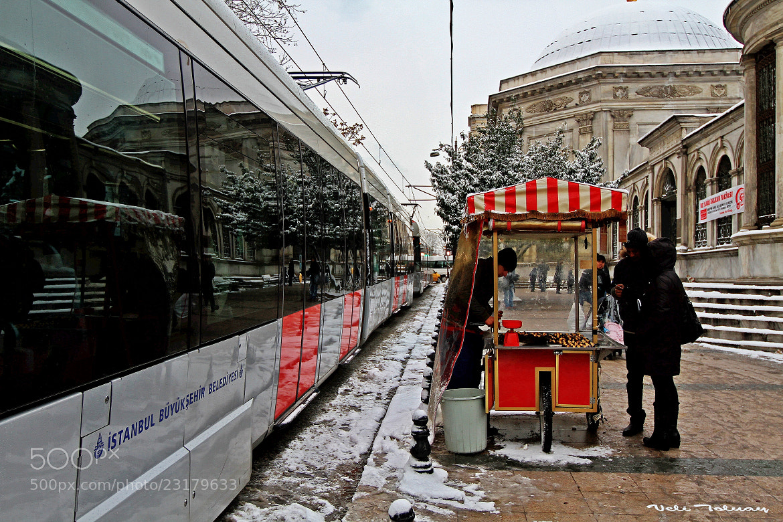 Photograph İstanbulda kış by Veli Toluay on 500px