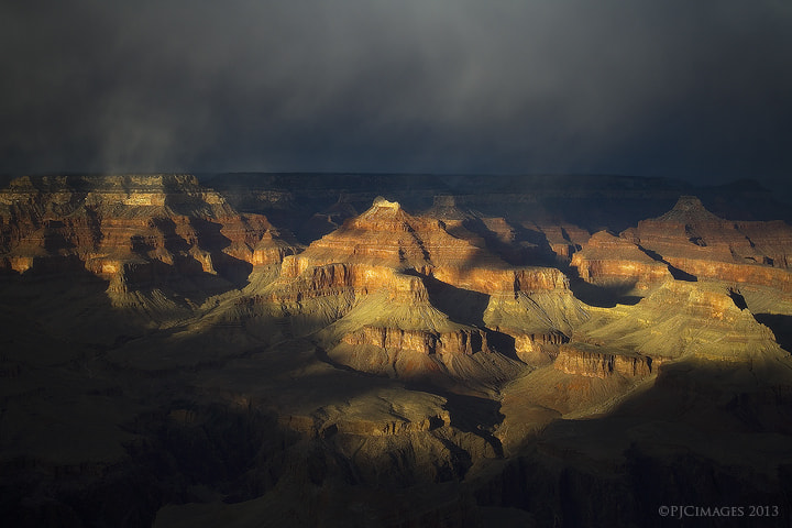 Photograph Canyon Light by Peter James Nature Photography  on 500px