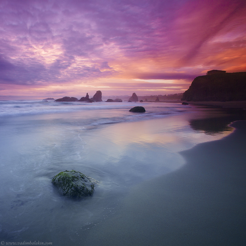 Photograph Under Bandon Skies by Vadim Balakin on 500px