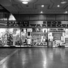 Super Sport, Shoe Warehouse closing down sale in Hammersmith, London.