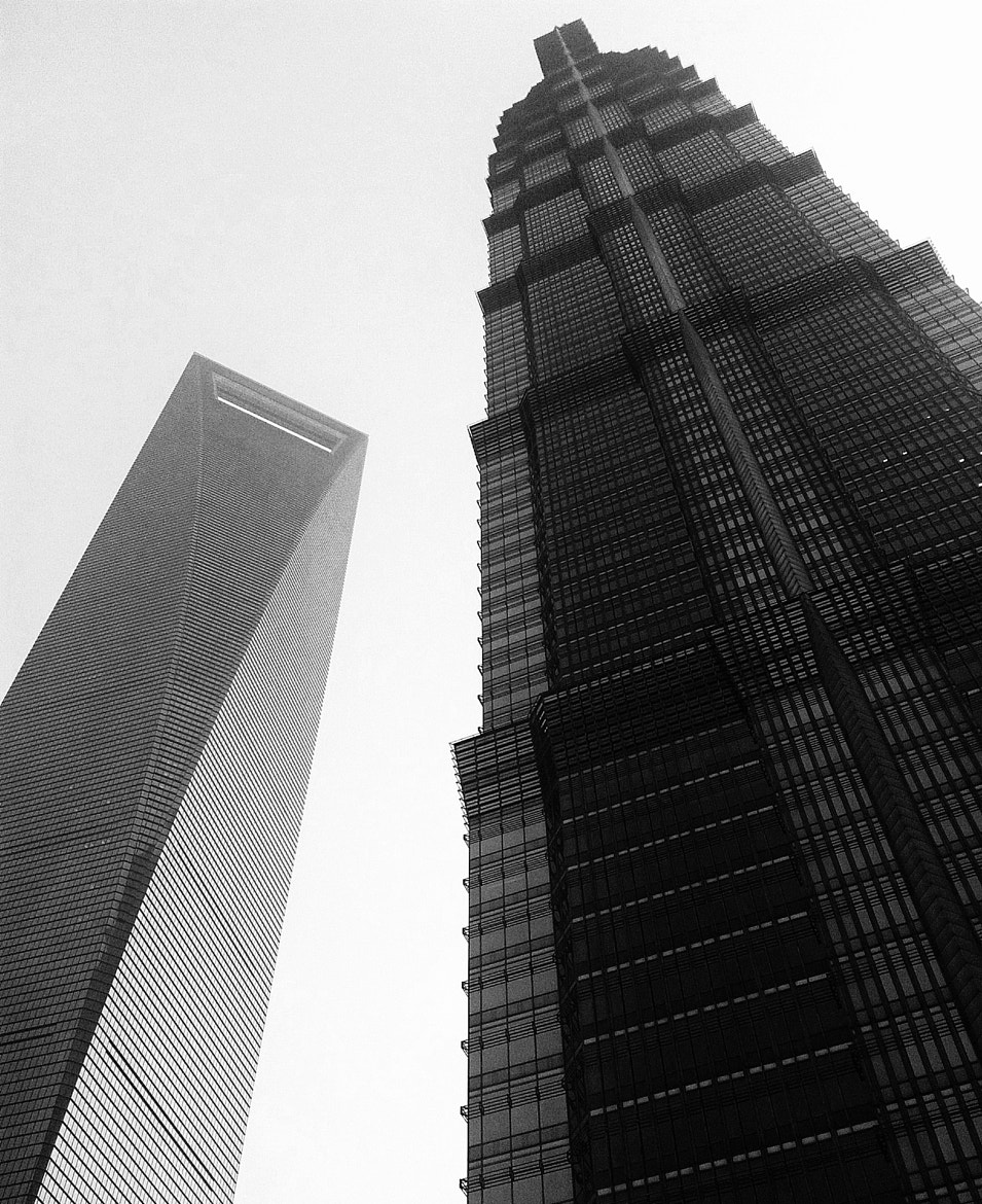 Photograph Shanghai Financial Center & Jinmao Tower by Shanghai Mr. X on 500px