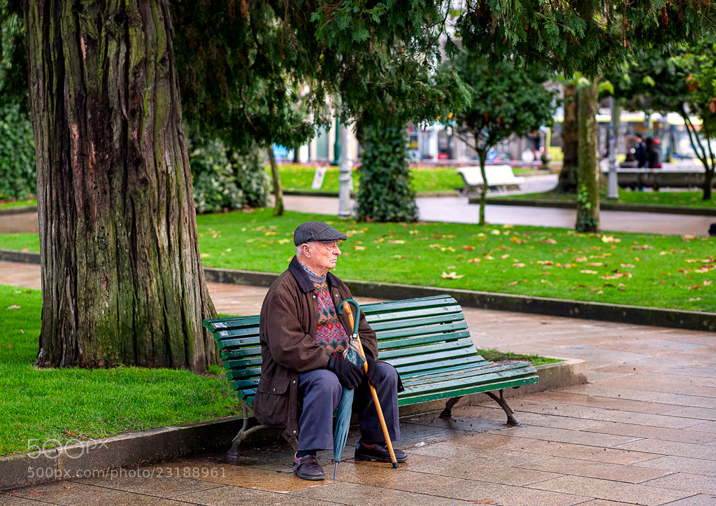 Photograph Old man by Living Picture  on 500px