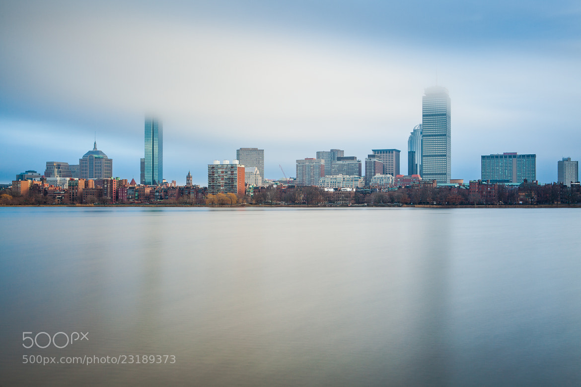 Photograph Boston on a Foggy Afternoon by Rich Williams on 500px