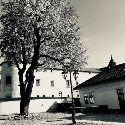 Silver castle (castle in Bytča town)