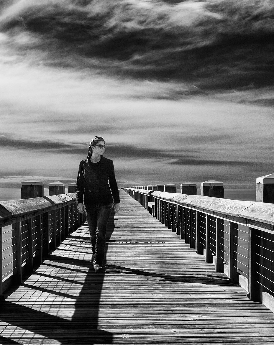 Photograph I Walk The Line by Russ Elkins on 500px