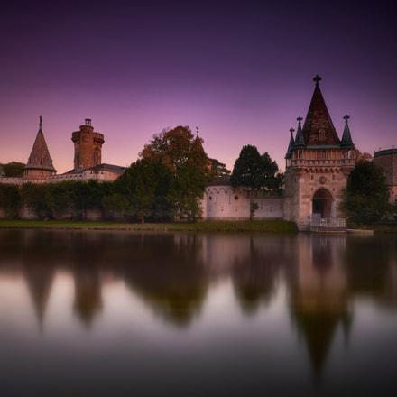 Castle Laxenburg, Austria.