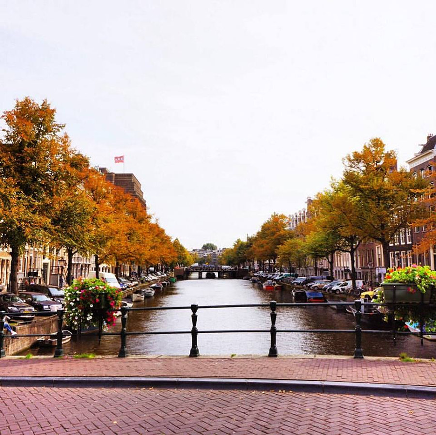 Autumn in Amsterdam by MRTcom Store on 500px.com