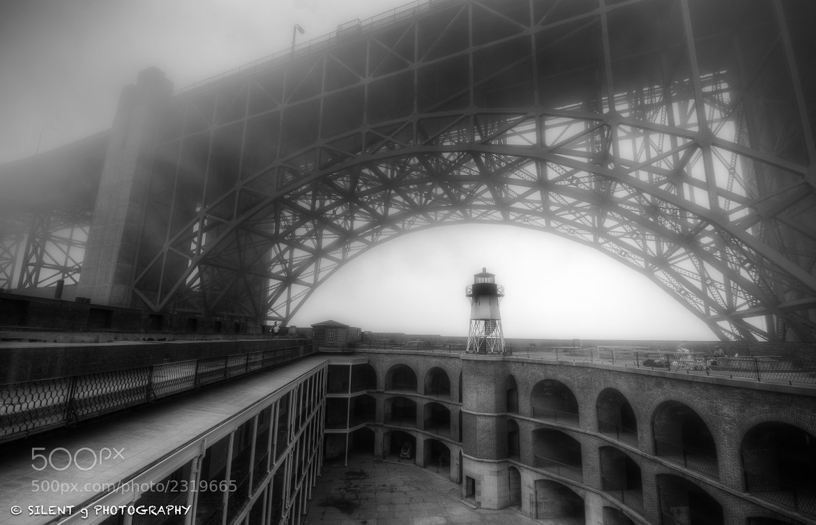 Photograph Howling Fort Point by Mark Gvazdinskas on 500px