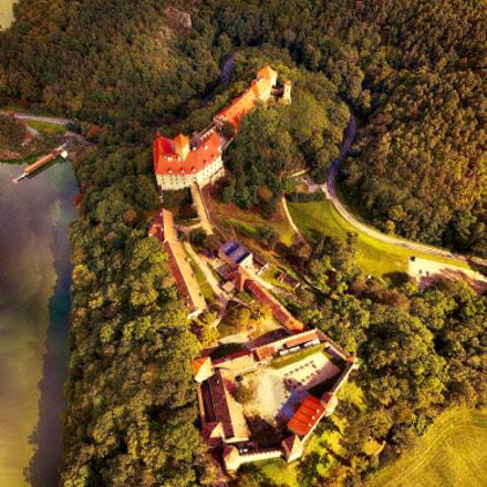 Castle Veveri, Moravia