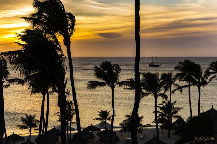 Aruba Sunset 2