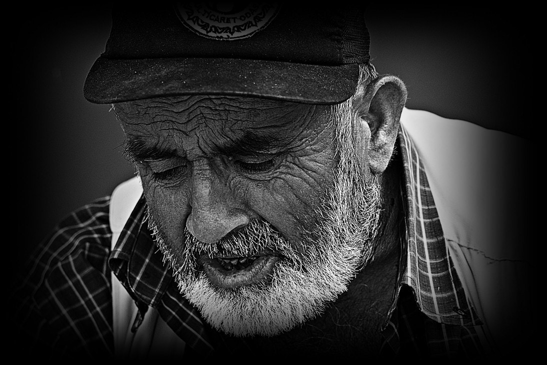 Photograph Old Man by Burak  on 500px