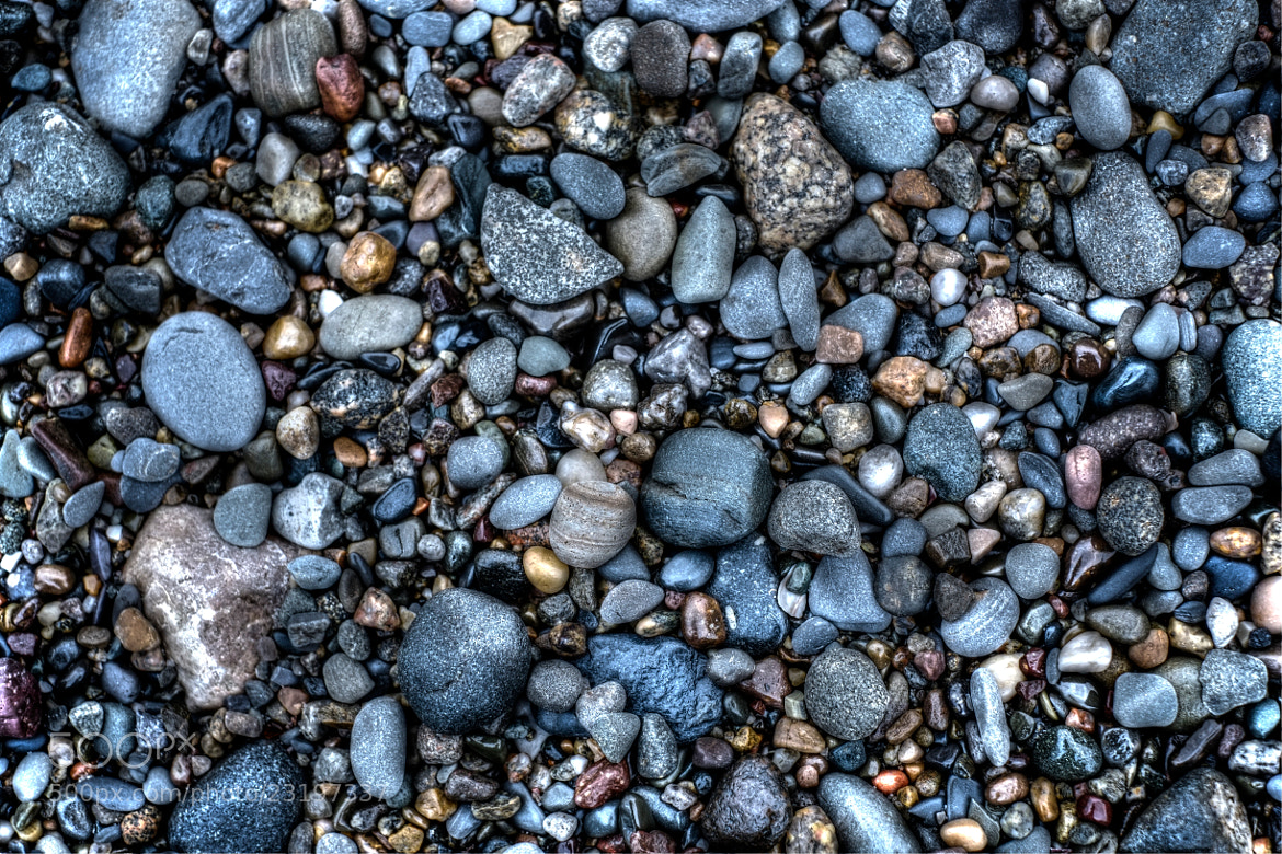 Photograph pebbles by imikedunphy on 500px