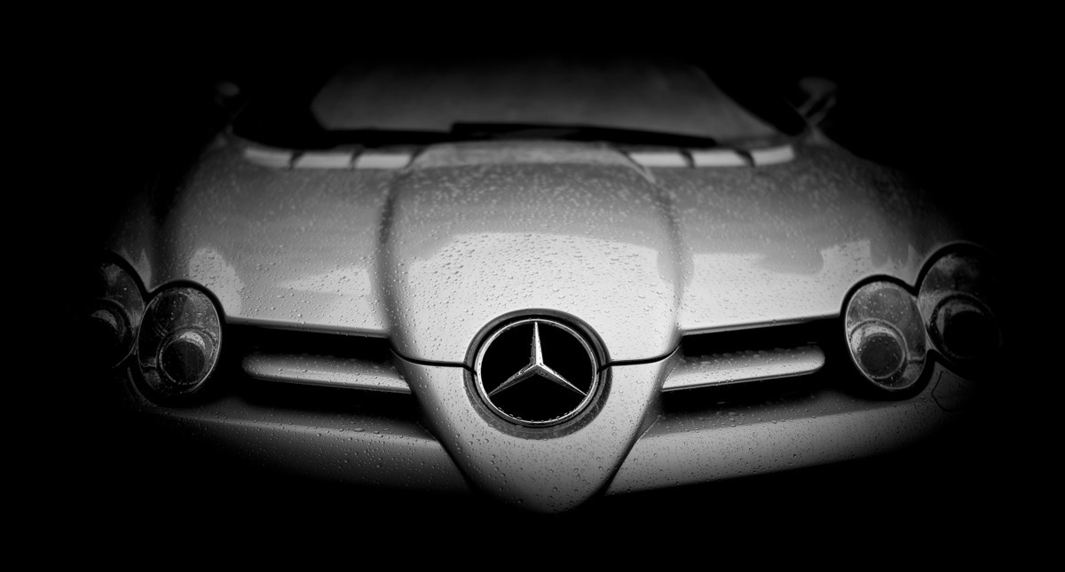 Photograph Mercedes Benz by p z on 500px