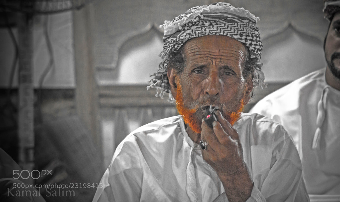 Photograph old Dhofari man With Midwa5 by Kamal AL Ghafri on 500px