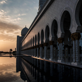 The Sheikh Zayed Grand Mosque by julian john (sandtasticdays)) on 500px.com