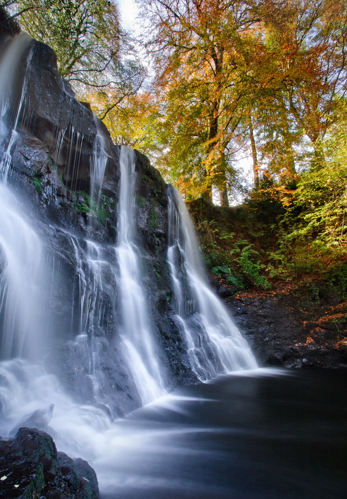 Photograph Glenariff Falls by Stephen Emerson on 500px
