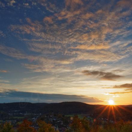 Pappenheim @ sunset