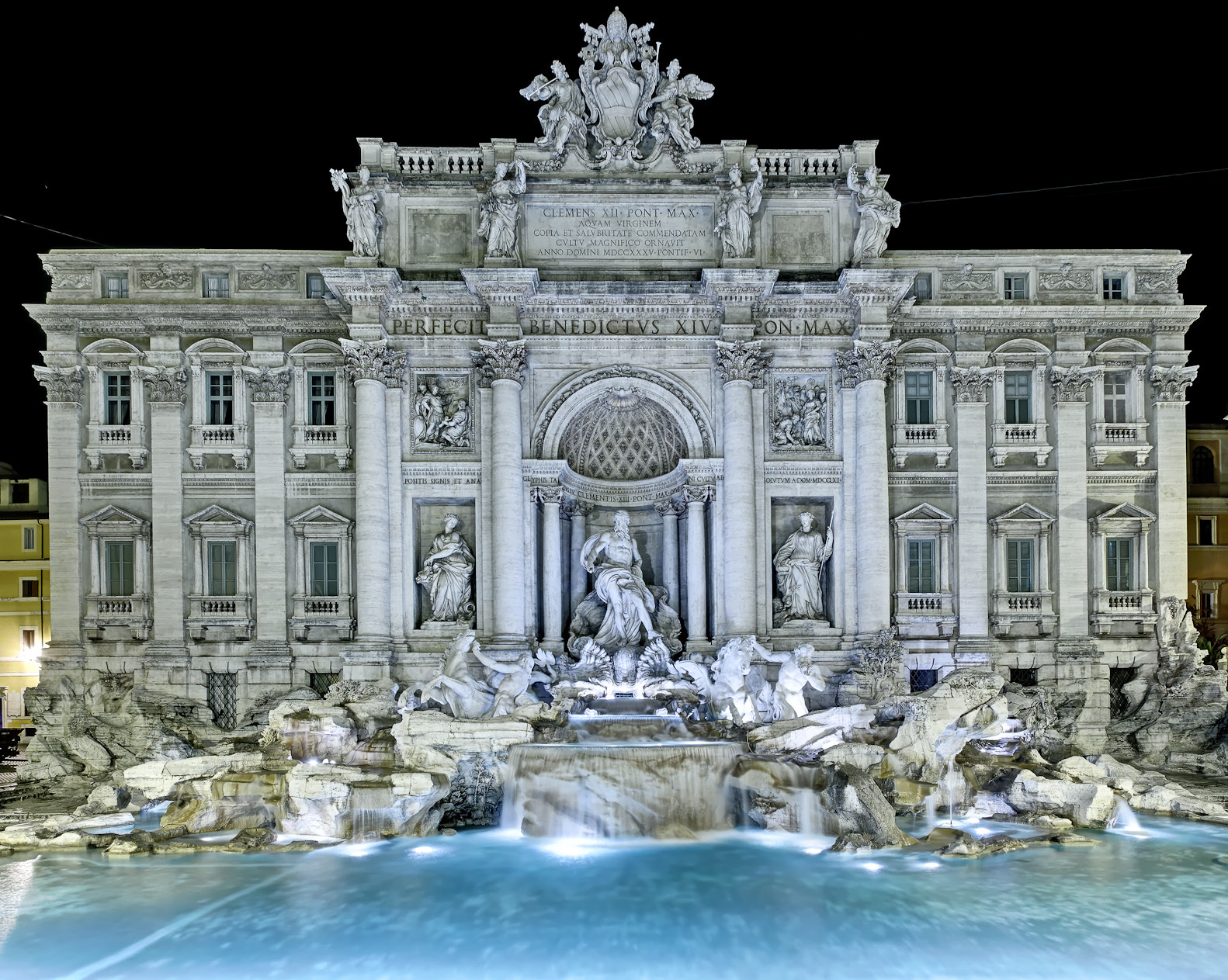 Photograph Trevi by Stefano Di Chiara on 500px