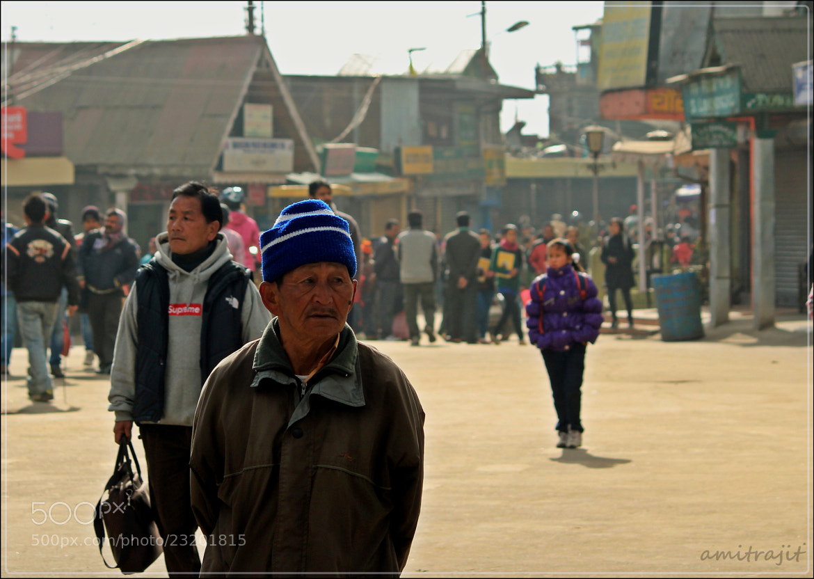 Photograph There Was An Old Man Of Darjeeling by Amitrajit Niyogi on 500px