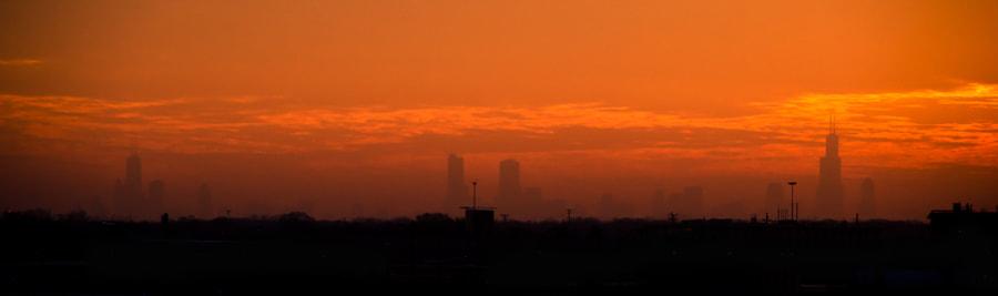 Sunrise at Chicago