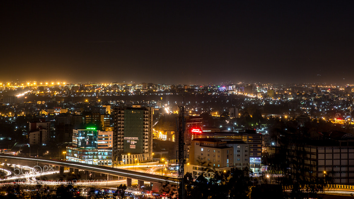 Photograph Aerial view of Addis Ababa by Dereje Belachew on 500px