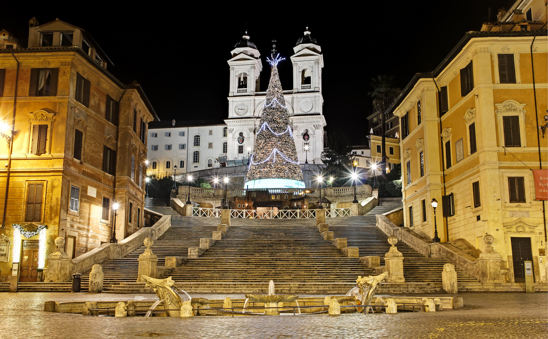 Photograph Trinita' dei Monti by Stefano Di Chiara on 500px