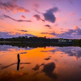 High park sunset