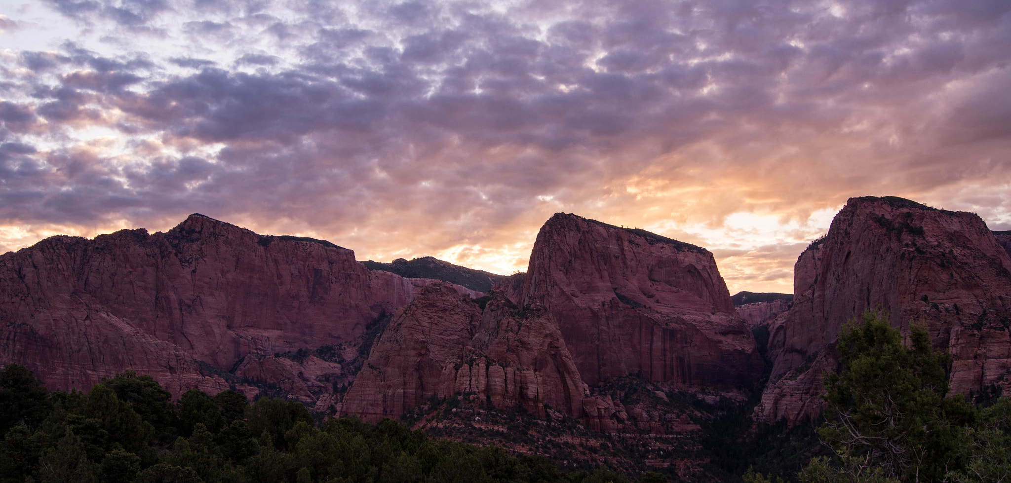 Photograph Kolob Sunrise IV by Erik Anderson on 500px