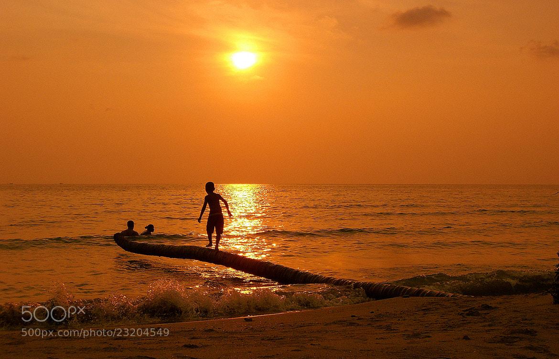 Photograph Sea+Sun=Life by Monsieur Lam on 500px