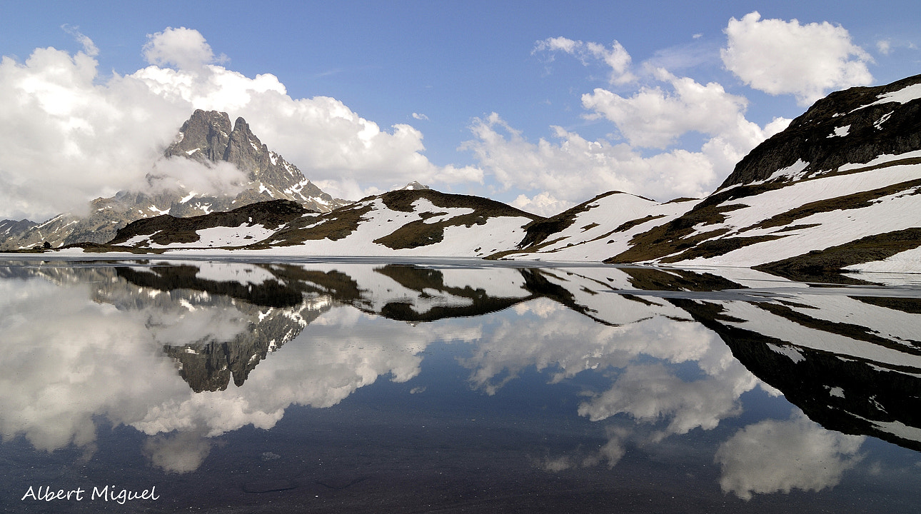 Photograph Midi d'Ossau by Albert Miguel on 500px