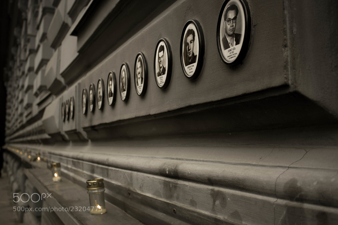 Photograph House of Terror by Burak Bahali on 500px