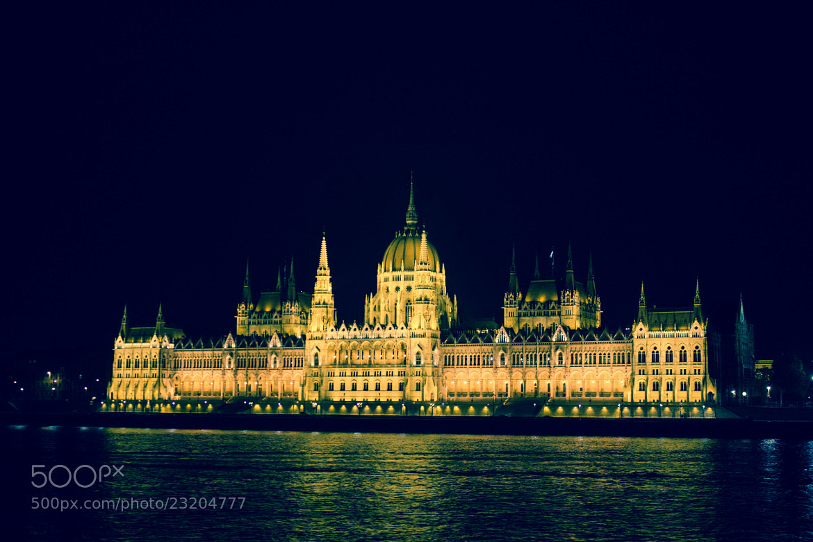 Photograph Hungarian Parliament Building by Burak Bahali on 500px
