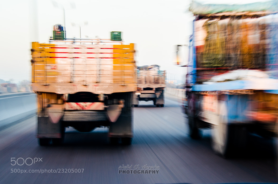 Photograph Need 4 Speed (Trucks edition)  by Walid EL Herpha on 500px