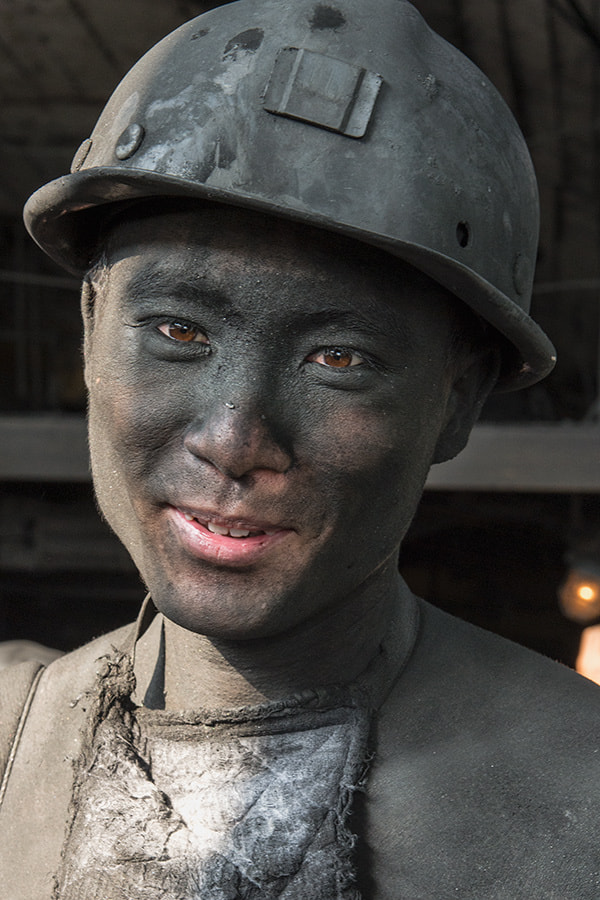 Photograph  The Miners (2) by Hai Thinh on 500px