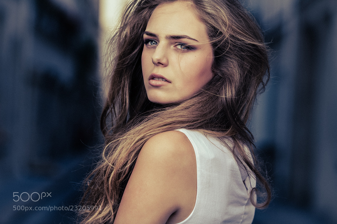 Photograph Vanessa by Jimmy Rodriguez on 500px