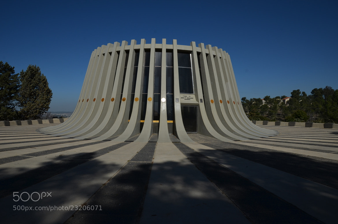 Photograph Kennedy's memorial by Liora Levin on 500px