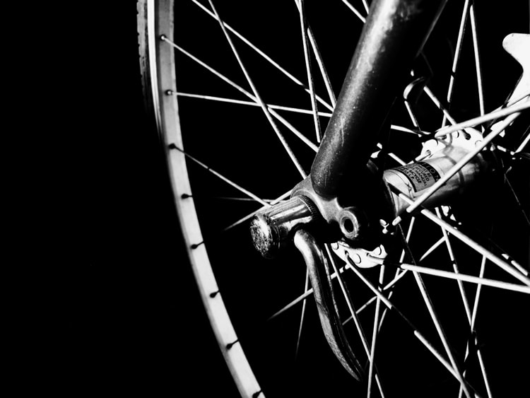 Photograph Bicycle Wheel by Julia K on 500px