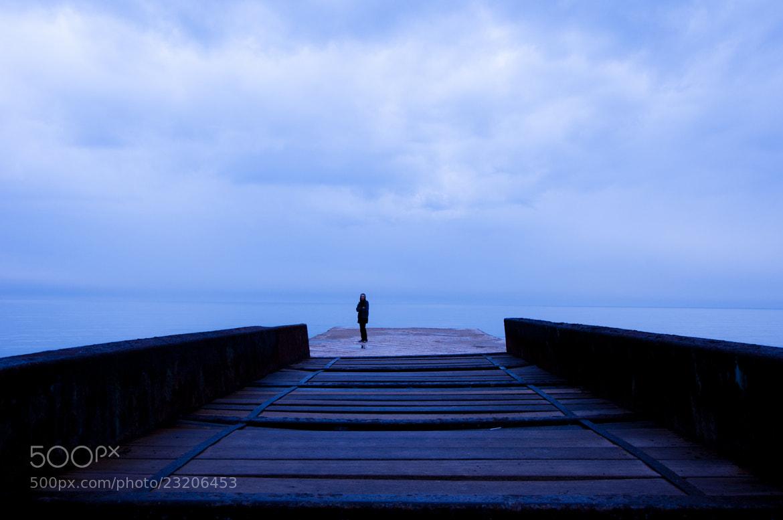 Photograph Blue 1 by Hosein Esmaeelbegi on 500px