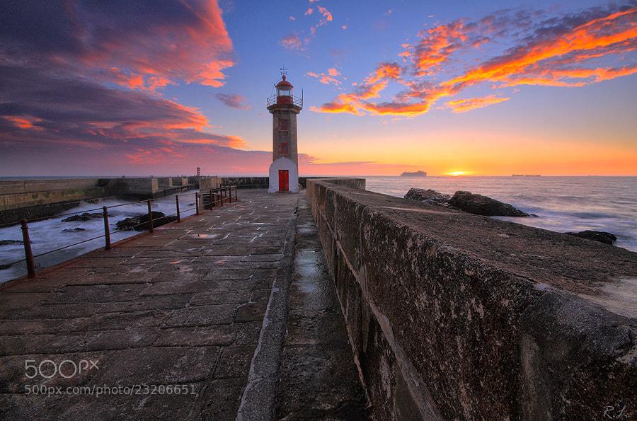 Photograph Foz do Douro by Renato Lourenço on 500px